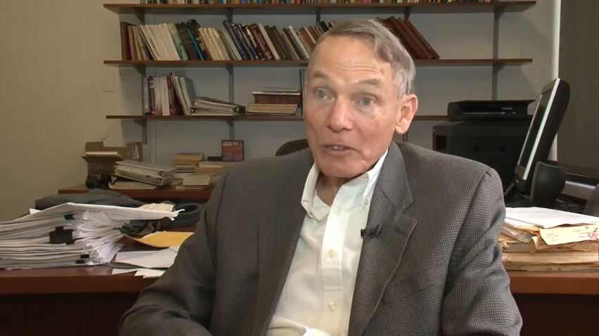 """""""How dare you!""""  Will Happer """"calls methane 'irrelevant' to climate""""."""