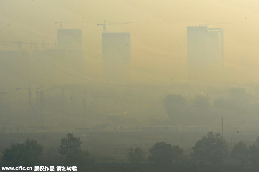 Tufts Professor: If China Stops Building Lots of Coal Plants they will be a Climate Leader