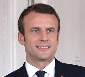 President Emmanuel Macron