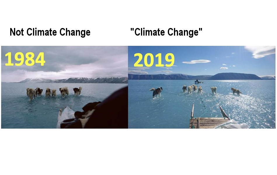 This picture spoke a thousand words about 'climate change' – until it didn't @CNN @BBC @AlGore