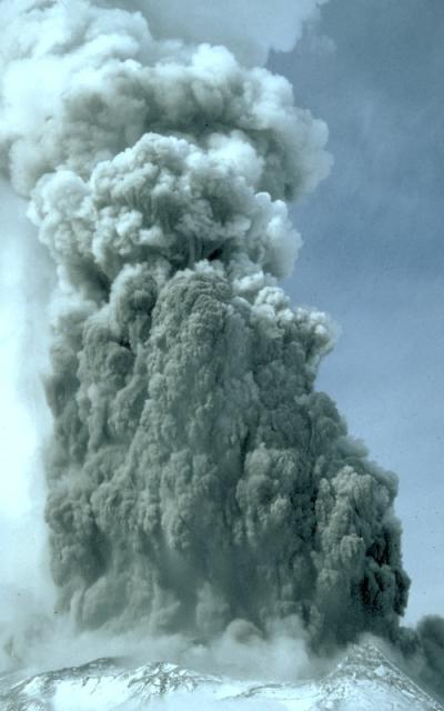 Phreatic eruption