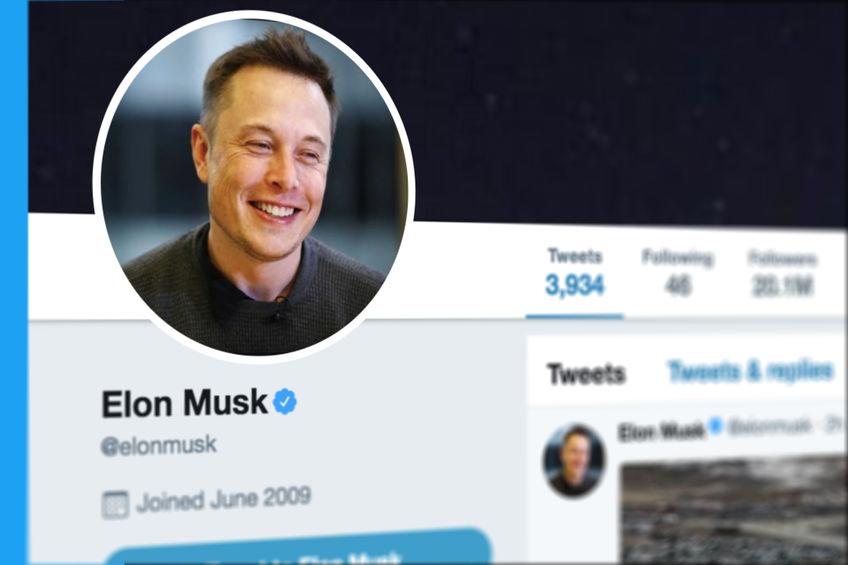 Elon Musk Drilling Gas Wells in Texas!