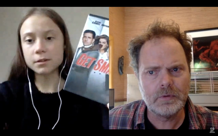 Greta Thunberg Idiots Guide to Climate Change
