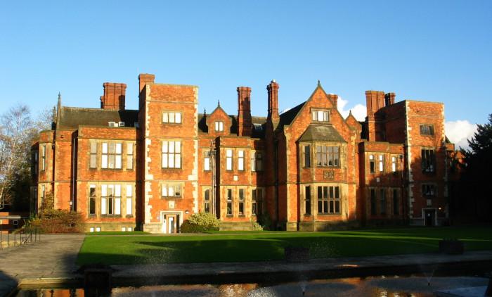 Heslington Hall, University of York.