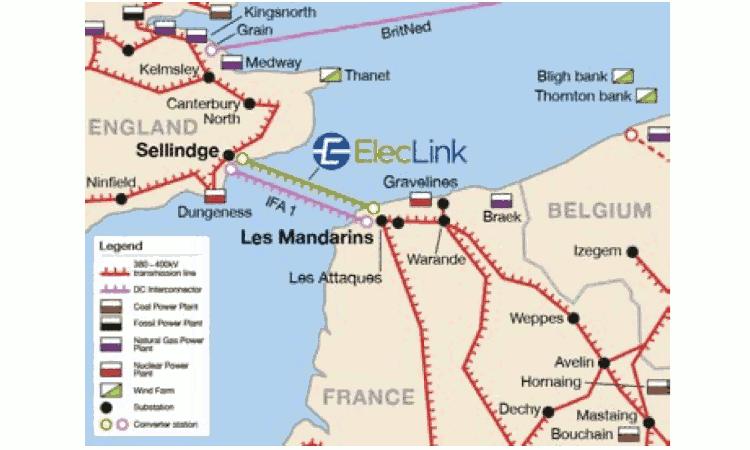 Renewable Britain Undersea Cable Failure Sends Electricity Prices Soaring